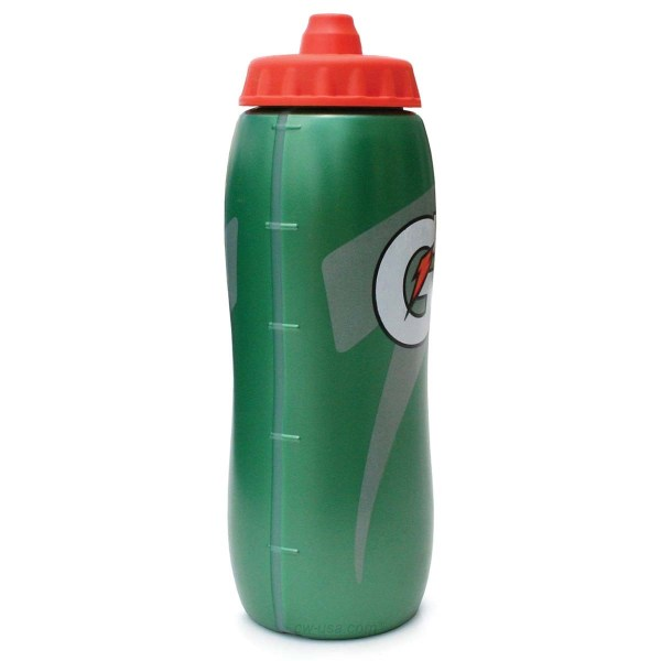 Gatorade Squeeze Bottles Pack Of 6 - A73-555