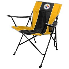 Wrestling Chairs For Sale Rocking Chair Old Fashioned Pittsburgh Steelers Nfl Tailgate