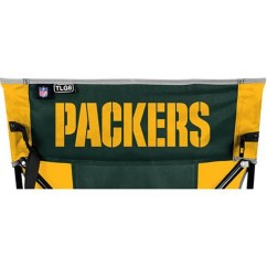 Green Bay Packers Chair Graco High 4 In 1 Nfl Tailgate