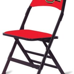 Folding Umpire Chair Camping Chairs Costco Clarin Basketball Sideline W/ 1