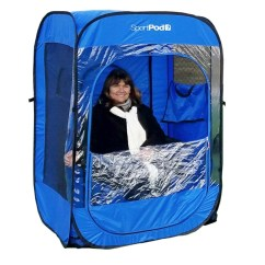 Soccer Mom Covered Chairs Pallet Chair Diy Solopod Undercover All Weather Sportpod Pop Up Tent