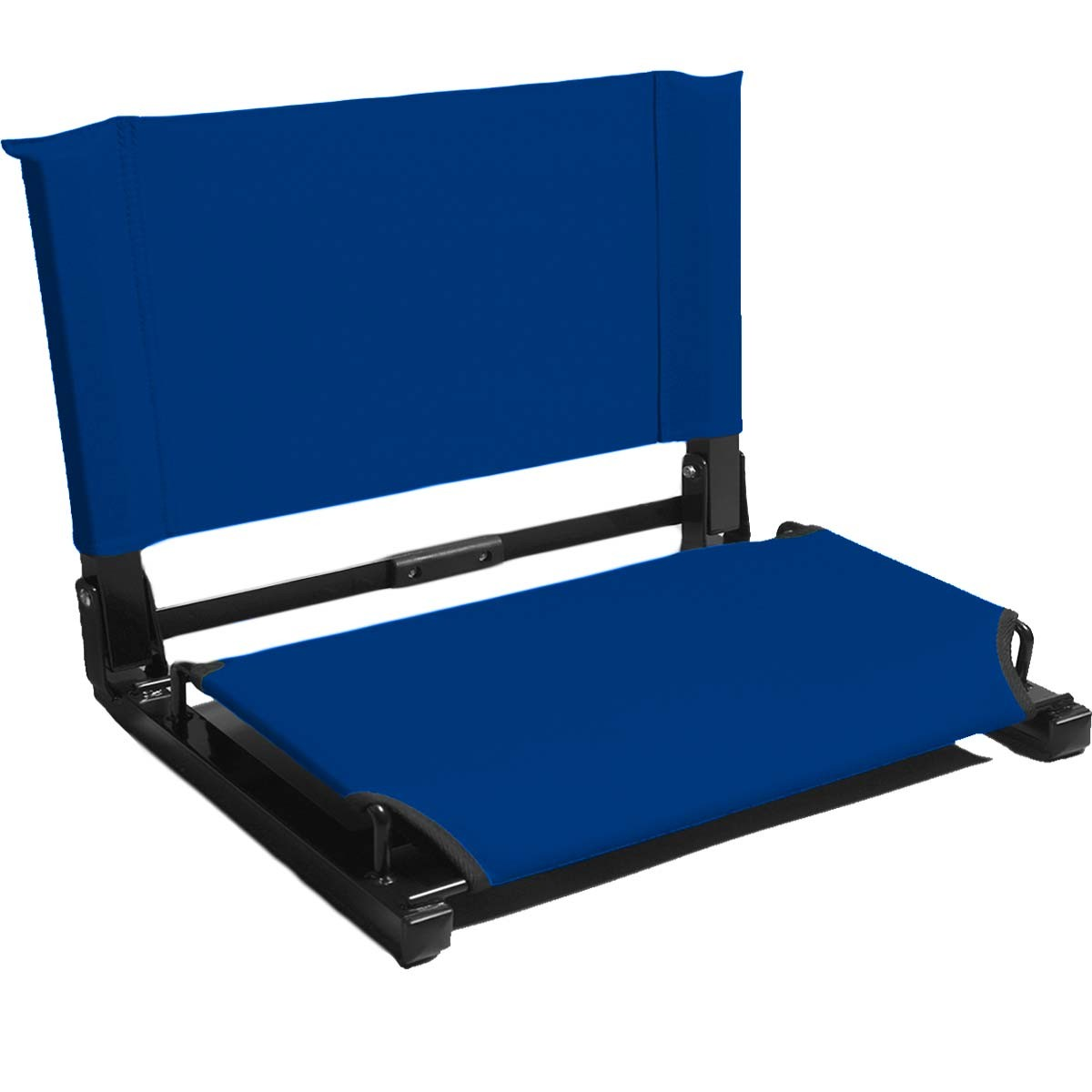 stadium chair for bleachers chicco high straps instructions bleacher seat wsc1 deluxe model 3 quot wider