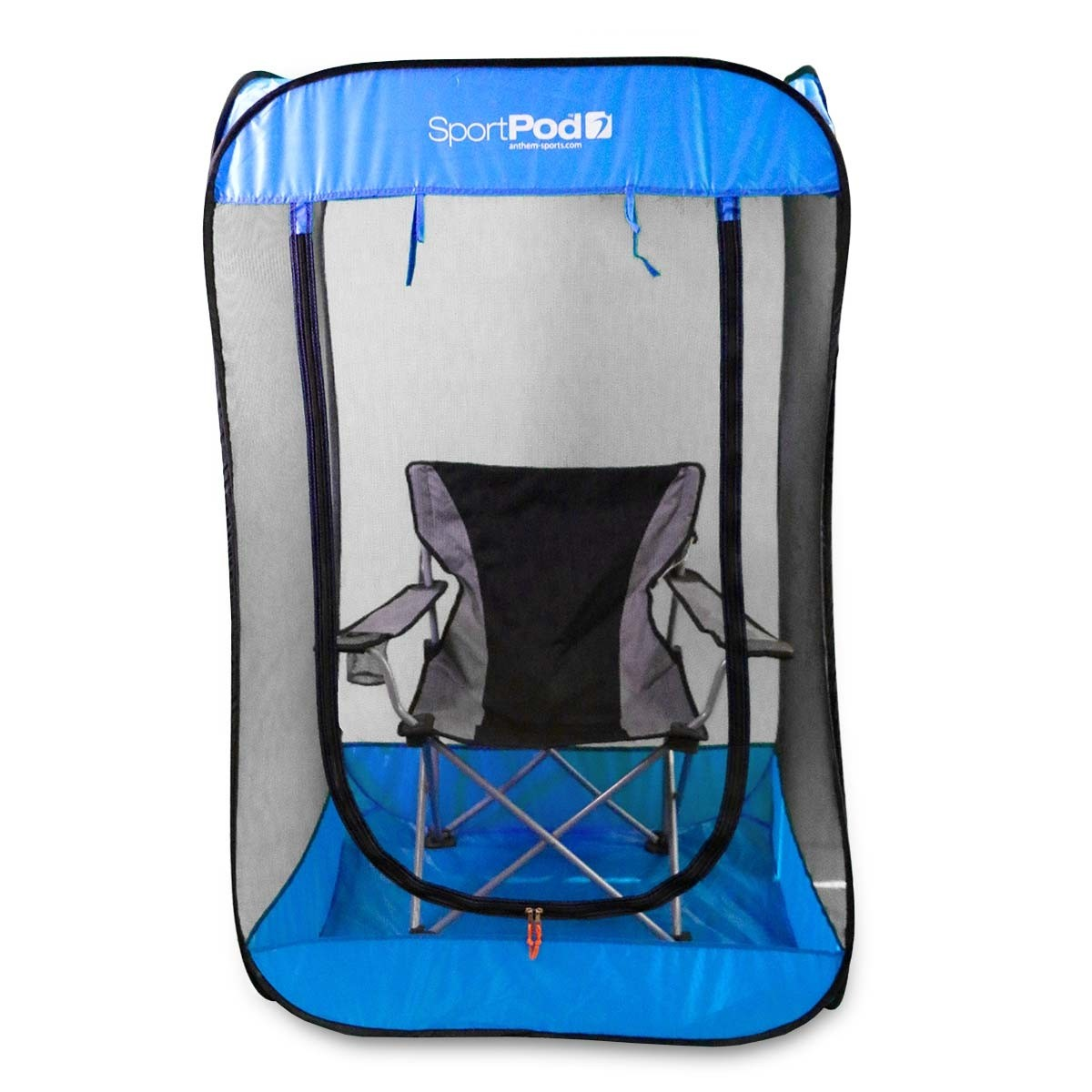 chair under cover red nwpa clone recipe bugpod undercover sportpod pop up insect screen tent
