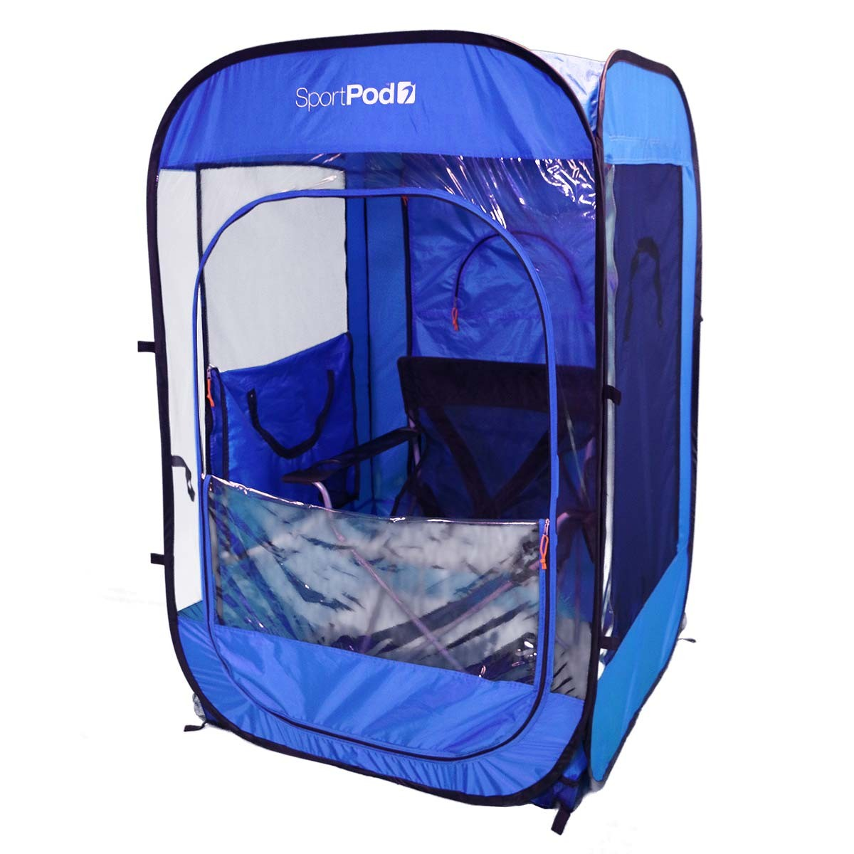 baseball folding tent chair rattan two chairs and table solopod undercover all weather sportpod pop up