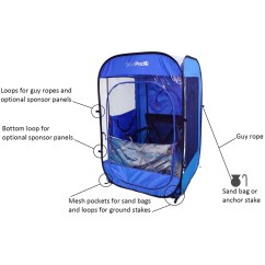 Chair Under Cover Ikea High Recall Solopod Undercover All Weather Sportpod Pop Up Tent