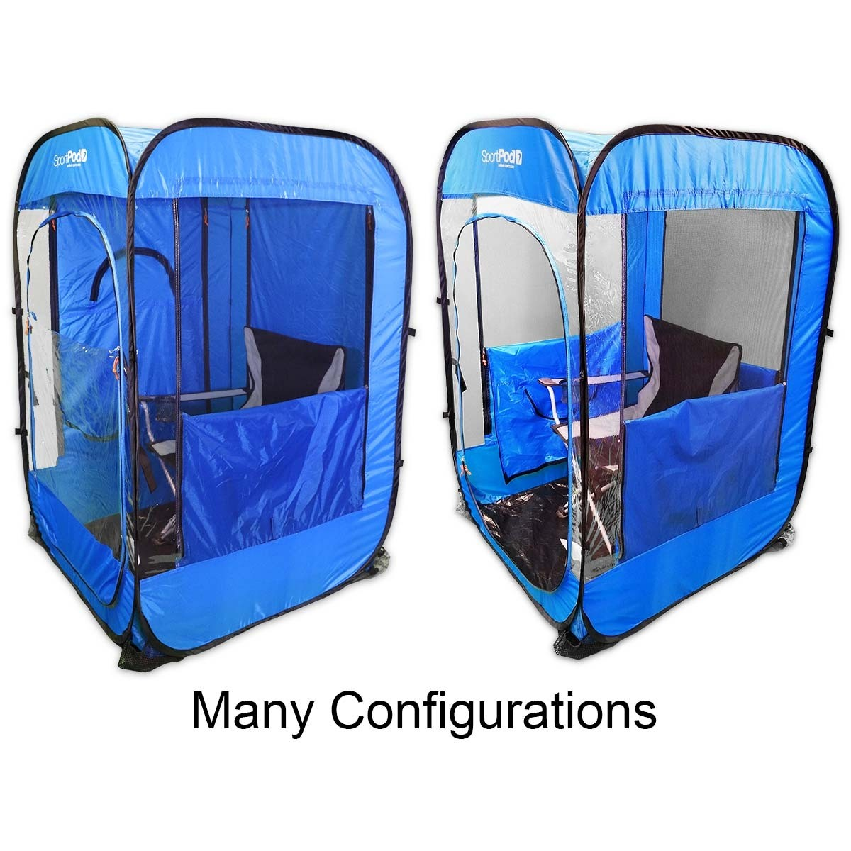 chair under cover what a solopod undercover all weather sportpod pop up tent