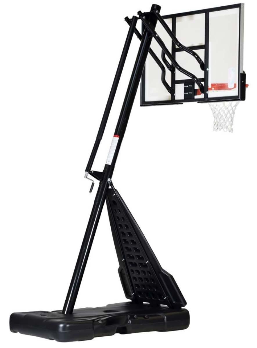 Spalding 60 Acrylic Portable Residential Basketball Hoop