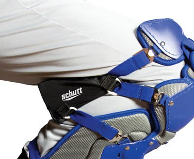 Schutt Catchers Comfort Knee Pads YOUTH