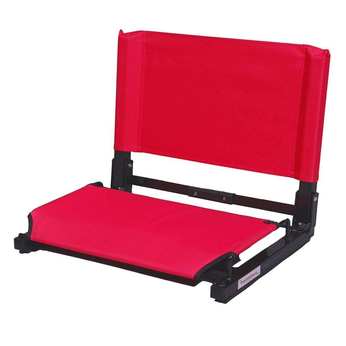 stadium chairs for bleachers with arms shower chair or stool seat back anthem sports bleacher sc2 standard model