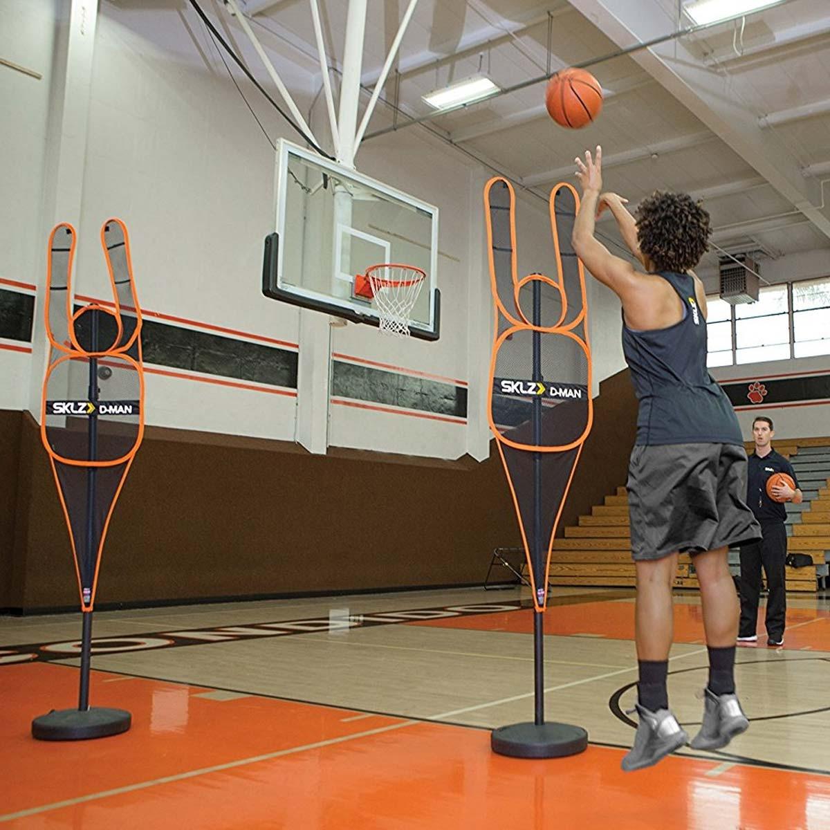SKLZ DMAN Basketball HandsUp Training Mannequin  A85