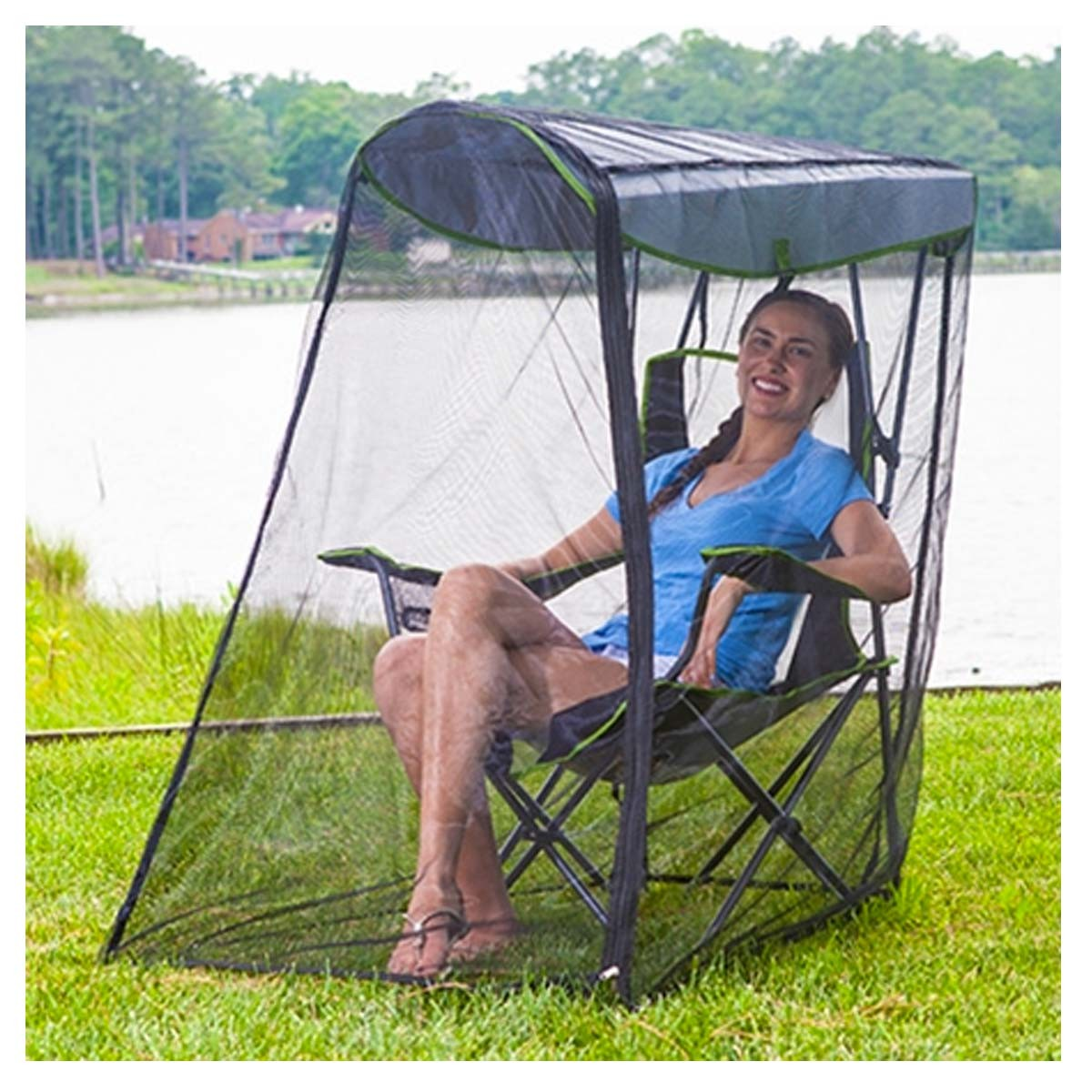 baseball folding tent chair kids activity table and chairs kelsyus canopy w bug guard insect screen