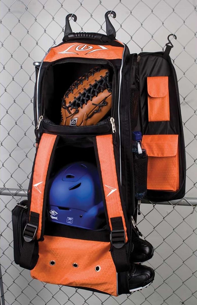 Diamond Boost Wheeled BaseballSoftball Equipment Bag 35
