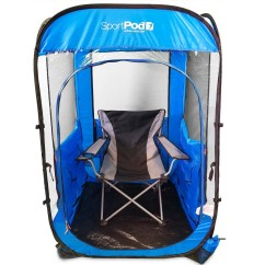Chair Under Cover Used Wedding Covers Ebay Solopod Undercover All Weather Sportpod Pop Up Tent