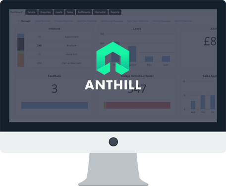 One Simple Solution with Anthill CRM