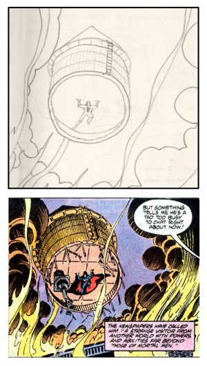 Fireant #2, page 5, frame 1