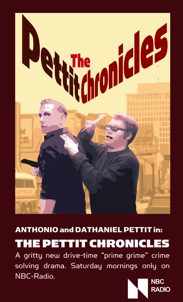 The Pettit Chronicles Poster