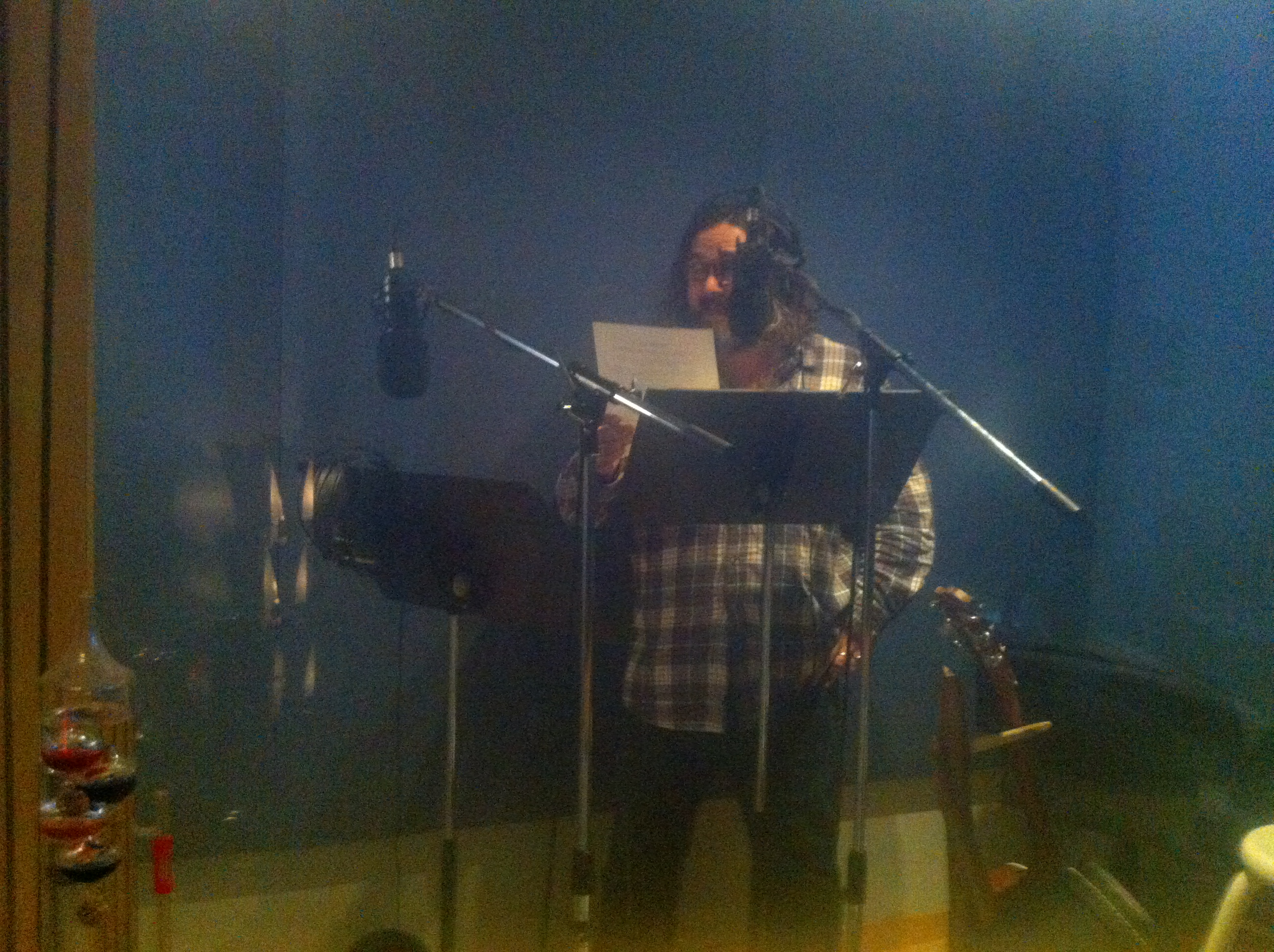 Voiceover Session - Vancouver Video Production Company Video