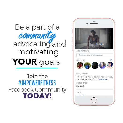 impower fitness facebook group