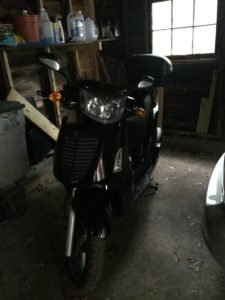 scooter full