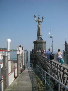 Constance-ferry statue