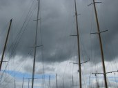 Masts of Kiel