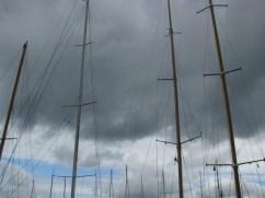 Masts of Kiel