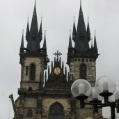 The Church of Mother of God before Týn