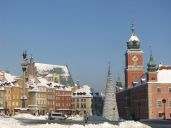 "The Warsaw ""Old Town"" is smaller than many European historic centers, but it has character."
