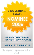 IIA Net Visionary Awards 2006
