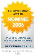 IIA Net Visionary Awards 2006