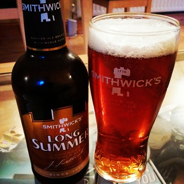Smithwick's Long Summer