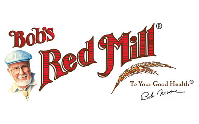 Food items from Bob's Red Mill and various other brands will be available at the Warehouse Sale on July 6 and 7, 2018.