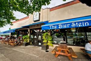 The Bier Stein is at 15th & Willamette, Eugene. Photo: The Bier Stein.