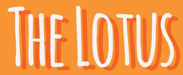 The Lotus and the Barley, cover reveal 1 - this one is orange!