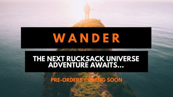 Wander - The next Rucksack Universe adventure awaits