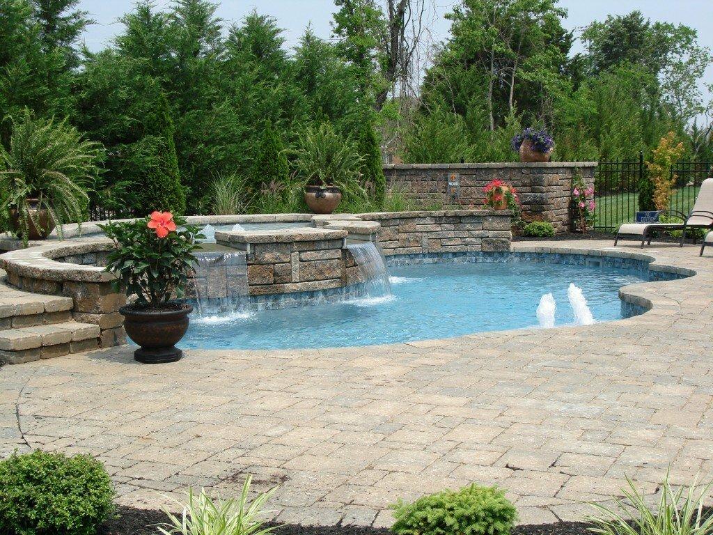 Fiberglass Pool Shapes by Trilogy