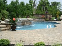 Fiberglass Pool Shapes by Trilogy - Anthony & Sylvan
