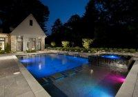 Modern Inground Pool Designs from Anthony & Sylvan