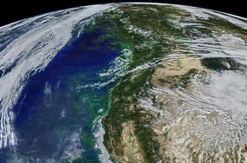 While we debate geoengineering the ocean, it seems we're already doing it