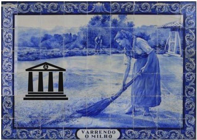 De la fotografía al azulejo. Pueblo, monumentos y paisajes de Portugal en la primera mitad del S.XIX