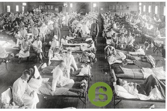 La mal llamada gripe española