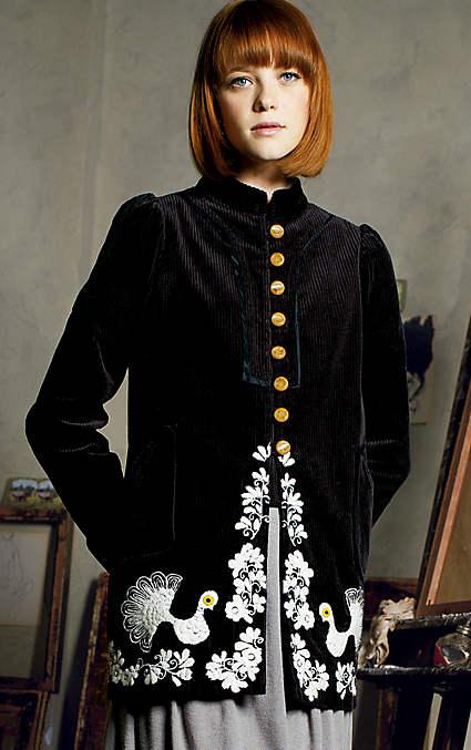 Blackbird Coat