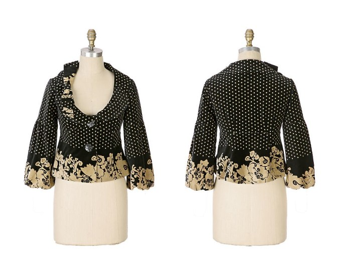 Anthropologie Proscenium Blazer by Elevenses (2007)