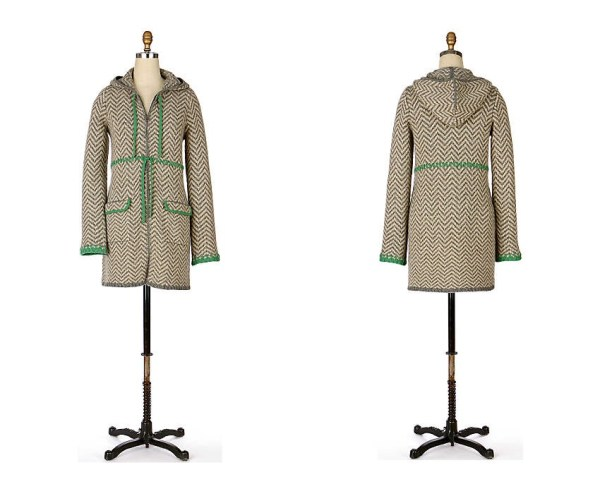 Anthropologie Radiowave Sweater Coat by Sparrow ( 2006)