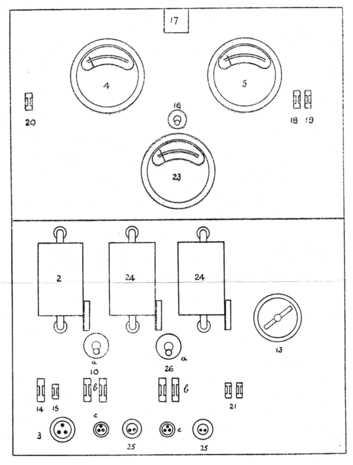 Lister JP3 Generator