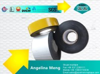 Black Tape Pipe Wrap / 100FT Gas Pipe Tape Wrap Offshore