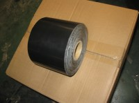 API Pipe Wrap Self Adheisve Bitumen Tape Black White Color ...