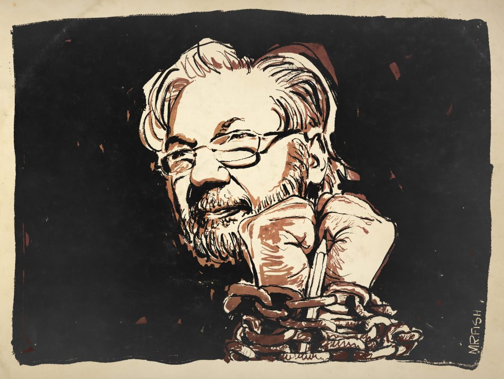 » L'Empire n'en a pas fini avec Julian Assange – par Chris Hedges