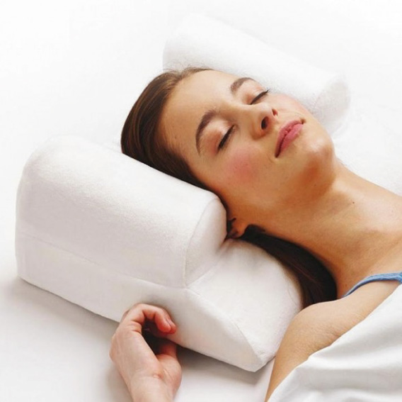 anti wrinkle pillow for side sleepers