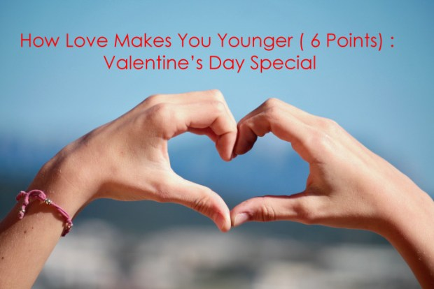 How love make you younger